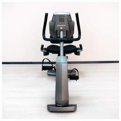 Профессиональный горизонтальный велотренажер Spirit CR800