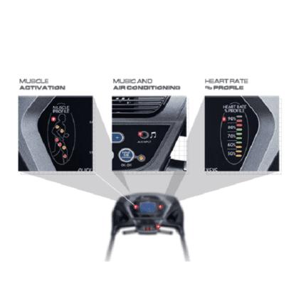 Беговая дорожка Spirit Espirit xt486.16 Опции