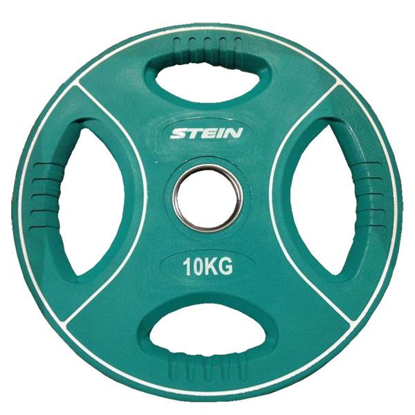 Диск Stein TPU Color Plate 10 кг (DB6092-10)