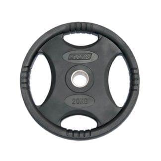 Диск Stein стальной обрезиненный 20 кг (DB6061-20)