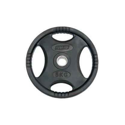 Диск Stein стальной обрезиненный 5 кг (DB6061-5)