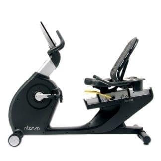Профессиональный горизонтальный велотренажер Intenza 550Rbi