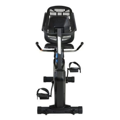 Горизонтальный велотренажер Sportop R60 2