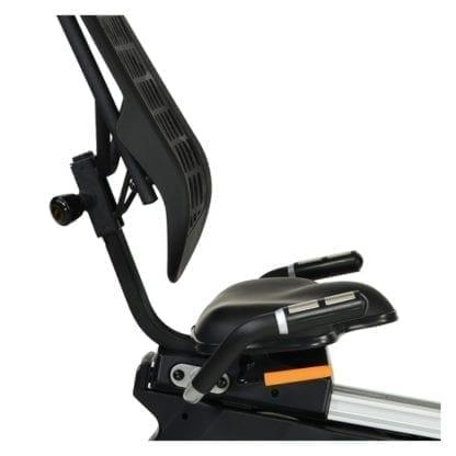 Горизонтальный велотренажер Sportop R60 сиденье