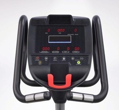 Велотренажер вертикальный Gymost Turbo B11 консоль