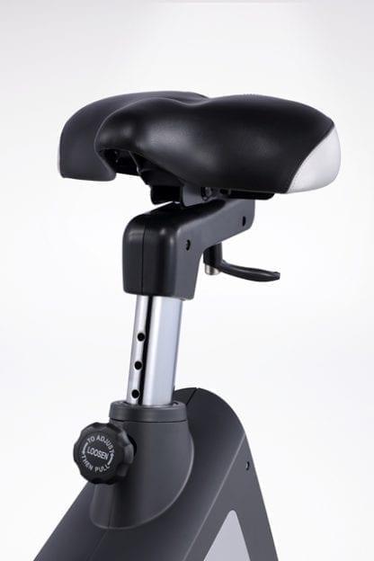 Велотренажер вертикальный Gymost Turbo B11 сиденье