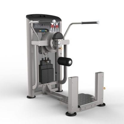 Силовой тренажер для приводящих-отводящих мышц бедра и ягодичных мышц IMPULSE Total Hip