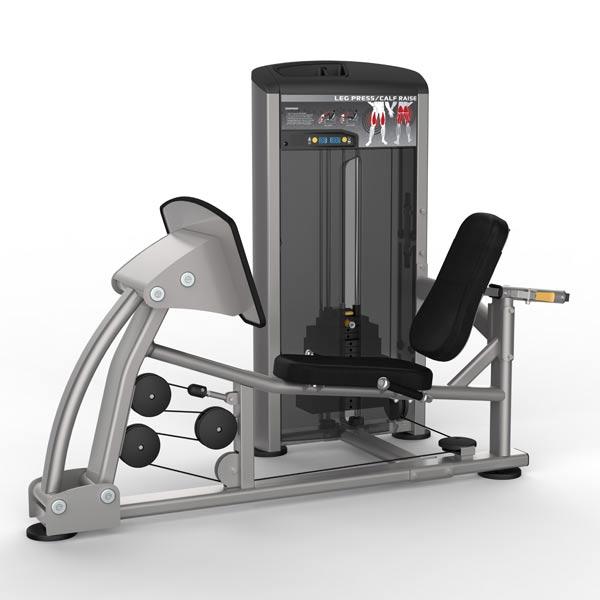 Силовой тренажер Жим ногами сидя IMPULSE Leg Press