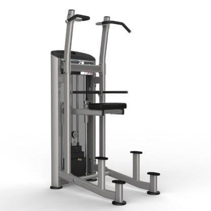 Силовой тренажер Гравитрон IMPULSE Weight Assisted Chin/Dip Combo