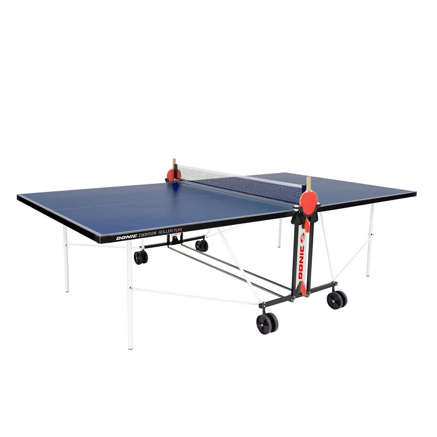 Теннисный стол Donic Indoor Roller Fun Blue