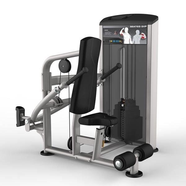 Силовой тренажер Трицепс-машина IMPULSE Seated Dip
