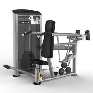 Силовой тренажер Жим от плечей сидя IMPULSE Shoulder Press