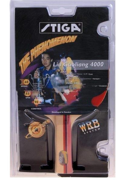 Ракетка для настольного тенниса Stiga Liu Guoliang 4000
