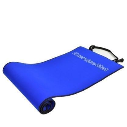 Коврик SPART (Rising) для фитнеса двусторонний Синий (EM3015)
