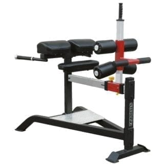 Гиперэкстензия горизонтольная Impulse Glute Ham Bench (SL7013)