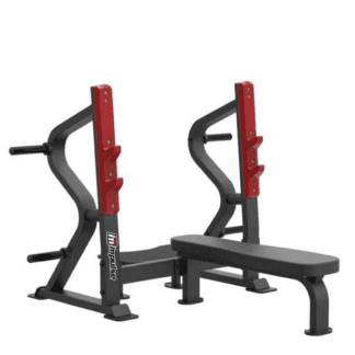 Скамья для жима горизонтальная Impulse Flat Bench (SL-7028)