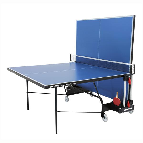 Теннисные столы всепогодные