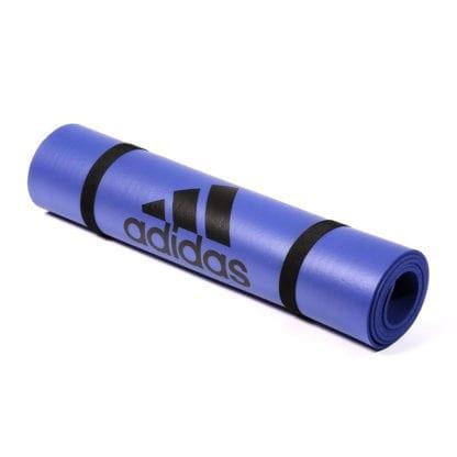 Мат для фитнеса Adidas Purple 6 мм(ADMT-12234PL)