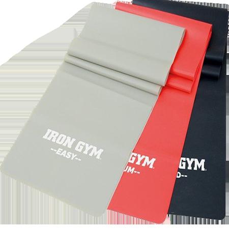 Комплект ленточных эспандеров Iron Gym (IG00127)