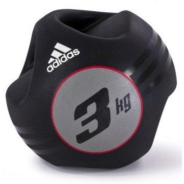 Медбол с захватом Adidas 3 кг (ADBL-10412)
