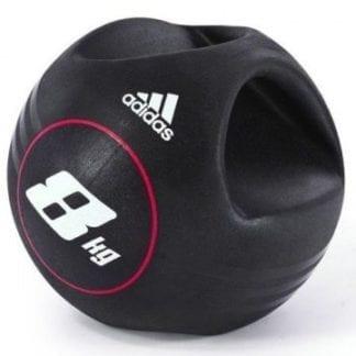 Медбол с захватом Adidas 8 кг (ADBL-10414)