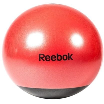 Мяч для фитнеса Reebok 65 см Red-black (RAB-40016RD)