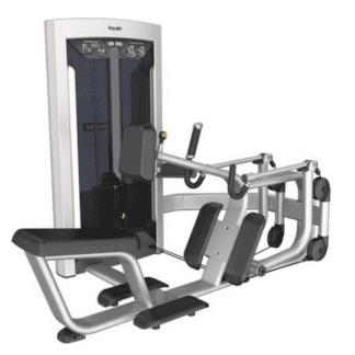 Рычажная тяга с упором в грудь Impulse Exoform Row Machine (FE9719)