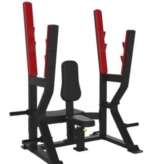 Скамья для жима от плечей вверх Impulse Shoulder Press Bench (SL7031)