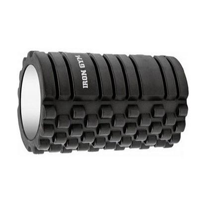 Массажный ролик Iron Gym Trigger Point 33 см Black (IG00079)
