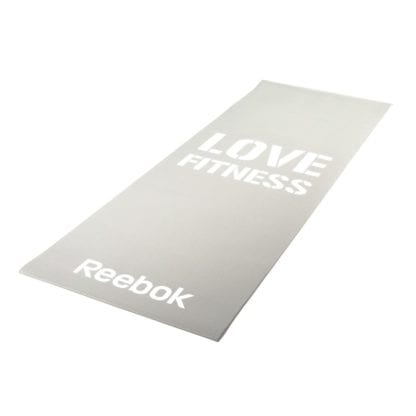 Мат для фитнеса Reebok Love Fitness Grey (RAMT-11024GRL)