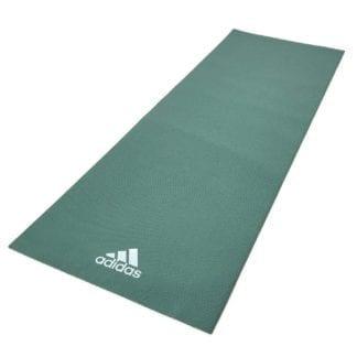 Мат для йоги Adidas 173 x 61 см Зеленый (ADYG-10400RG)