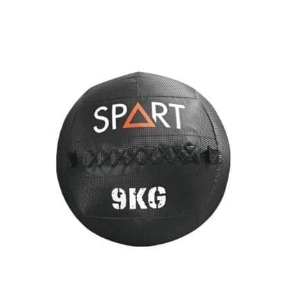Медбол SPART Medicine Wall Ball 9 kg (CD8031-9KG)
