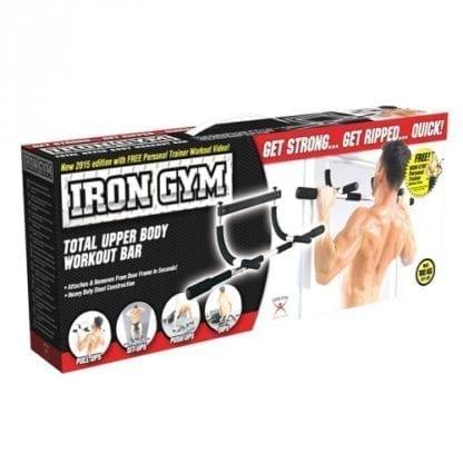 Турник дверной Iron Gym New (IG00068)