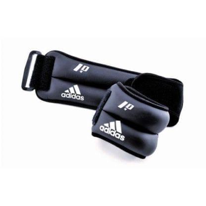 Утяжелители Adidas Ankle/Wrist Weights 1 кг Black (ADWT-12228)