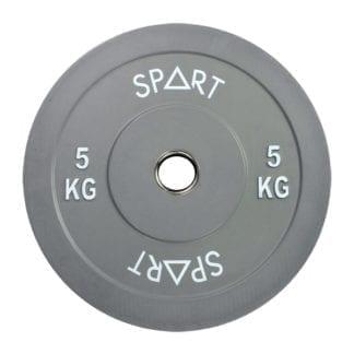 Бамперный диск Spart Bumper Plates Color 5 кг (PL42-5)