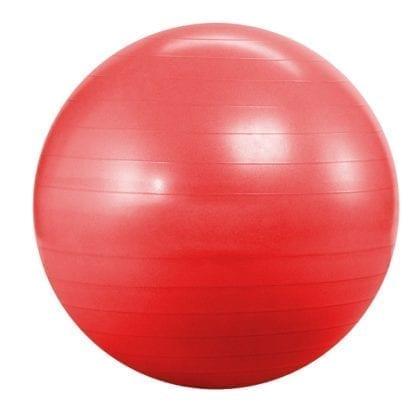 Мяч для аэробики Landfit Fitness Ball 55 см Красный (Fitness Ball 55cm)