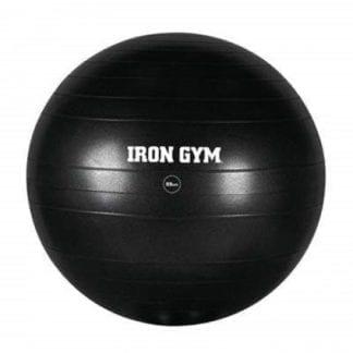 Мяч для фитнеса Iron Gym 55 см Black (IG00078)