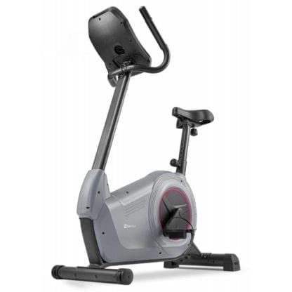 Велотренажер HS-100H Solid iConsole+ gray
