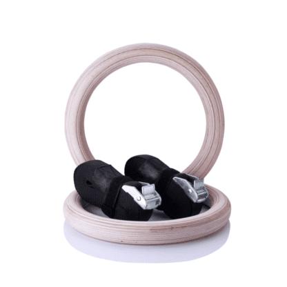 Гимнастические кольца для Crossfit (AOS-10061)