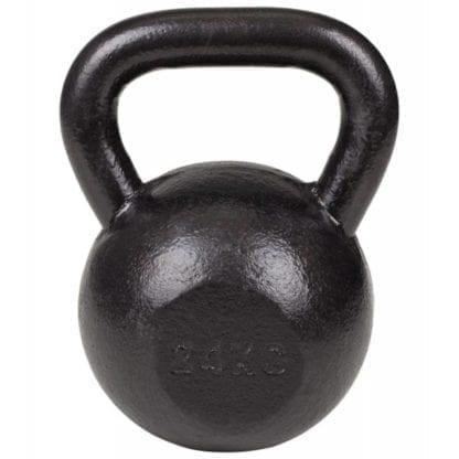 Гиря чугунная Hop-Sport 24 кг