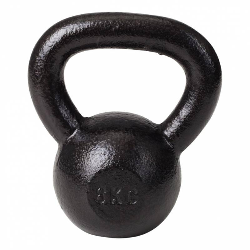 Гиря чугунная Hop-Sport 8 кг