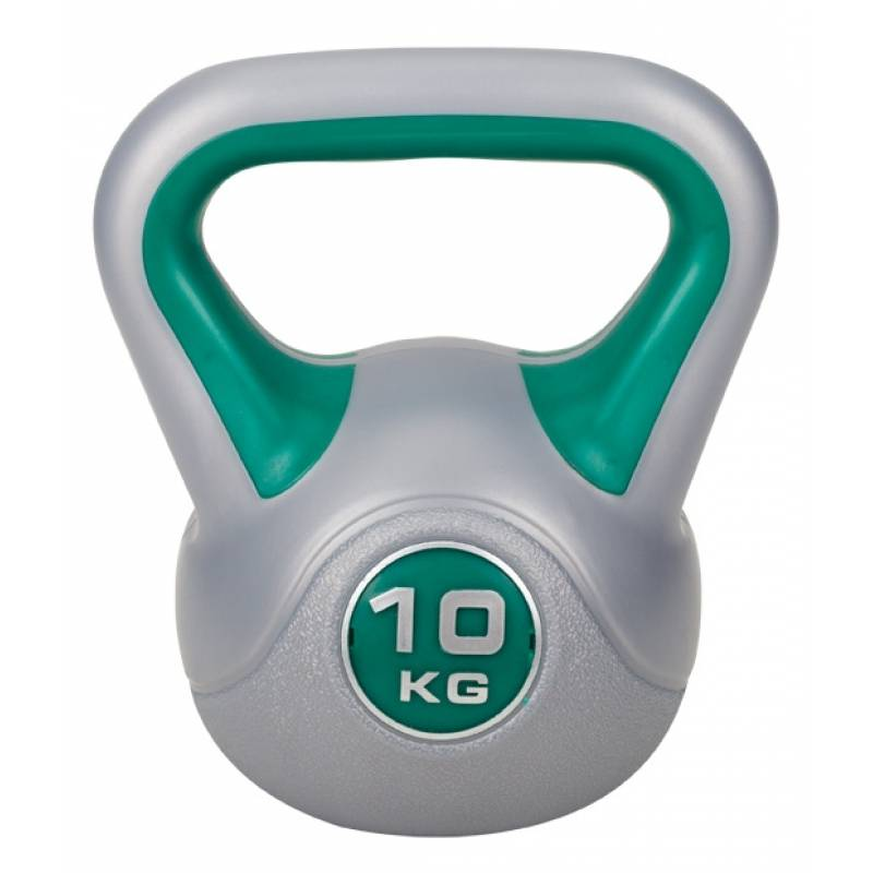 Гиря виниловая Hop-Sport 10 кг