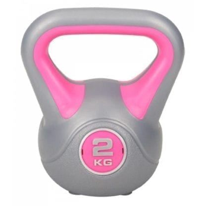 Гиря виниловая Hop-Sport 2 кг