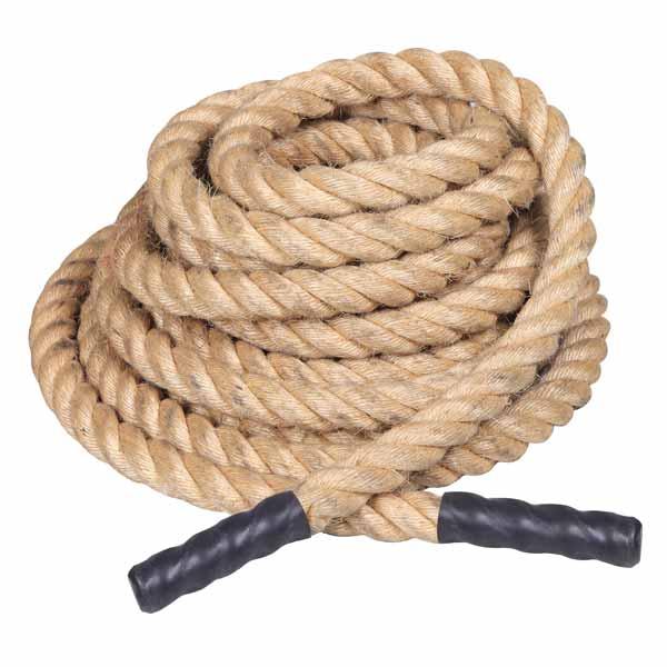 Канат тренировочный Rising Battle rope 50 mm (SRP001B-50)