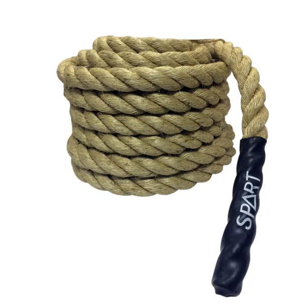 Канат тренировочный Spart Battle rope 38 mm (SRP002-38)