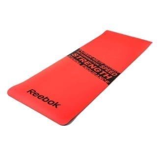Мат для фитнеса Reebok Strength Red (RAMT-11024RDS)