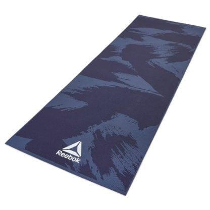 Мат для йоги Reebok blue 4 мм (RAYG-11030BR)