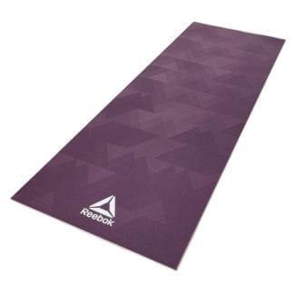 Мат для йоги Reebok purple 4 мм (RAYG-11030PL)
