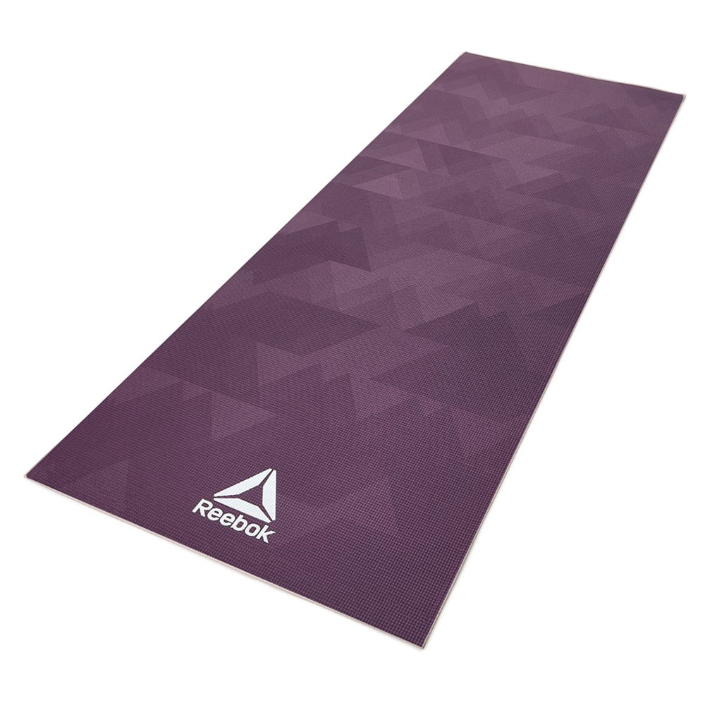 Мат для йоги Reebok purple 4 мм (RAYG-11030PL)