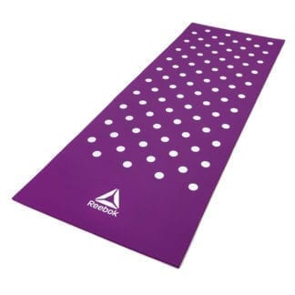 Мат для йоги Reebok purple (RAMT-12235PL)